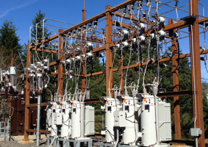 Underwood Substation