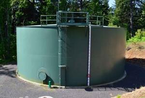 Underwood Water Resevoir